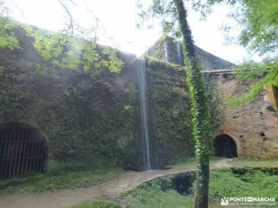 Parque Natural Pagoeta_Valle Leitzaran;ruinas carranque floracion cerezos valle del jerte senderos d
